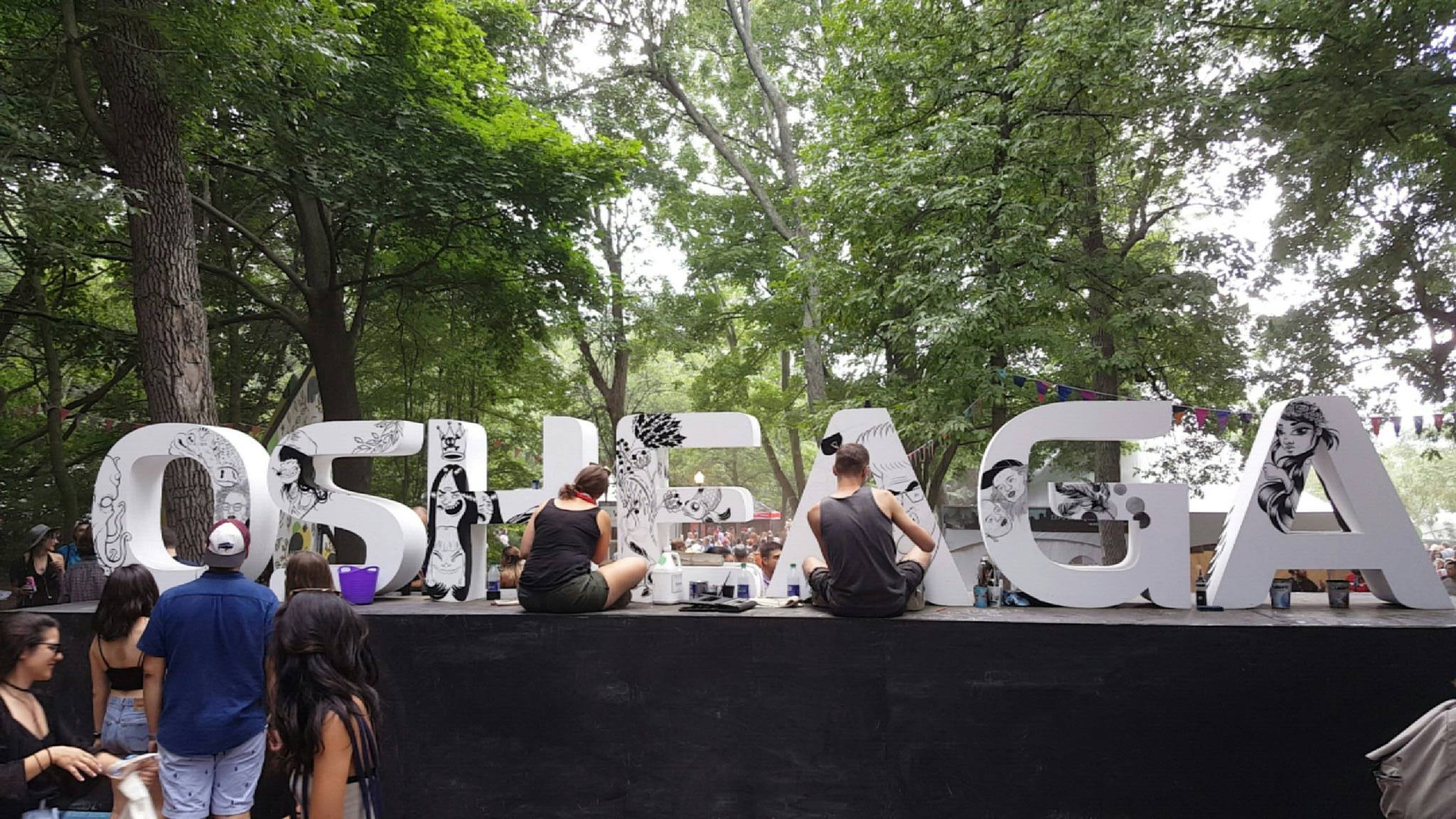 Captured: Osheaga Festival (Photo Gallery)