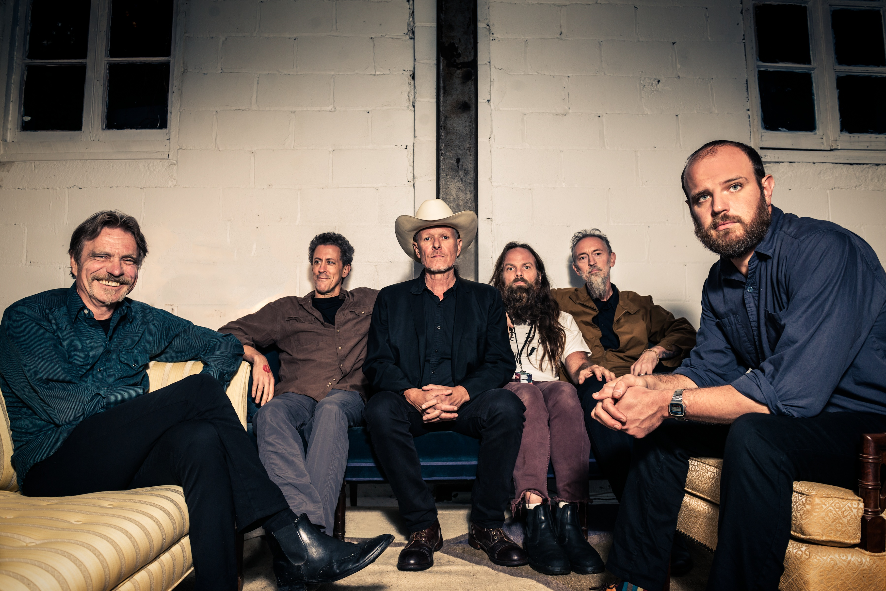 """Reinvention for their Last Album: Swans' """"The Glowing Man"""""""
