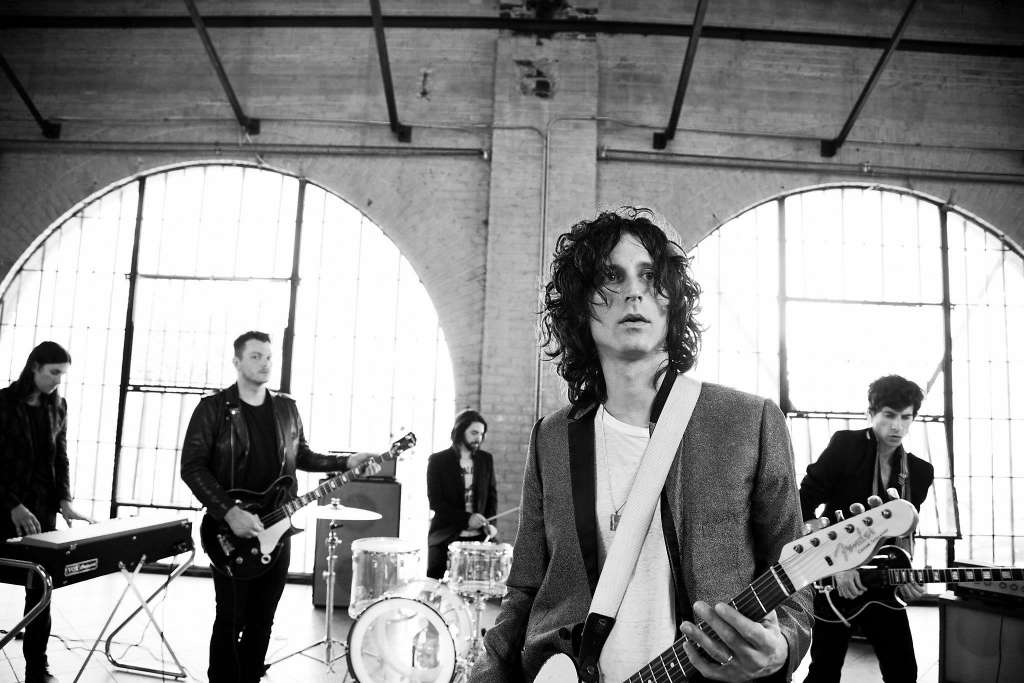 The Strokes Guitarist Nick Valensi On His New Band & College Days