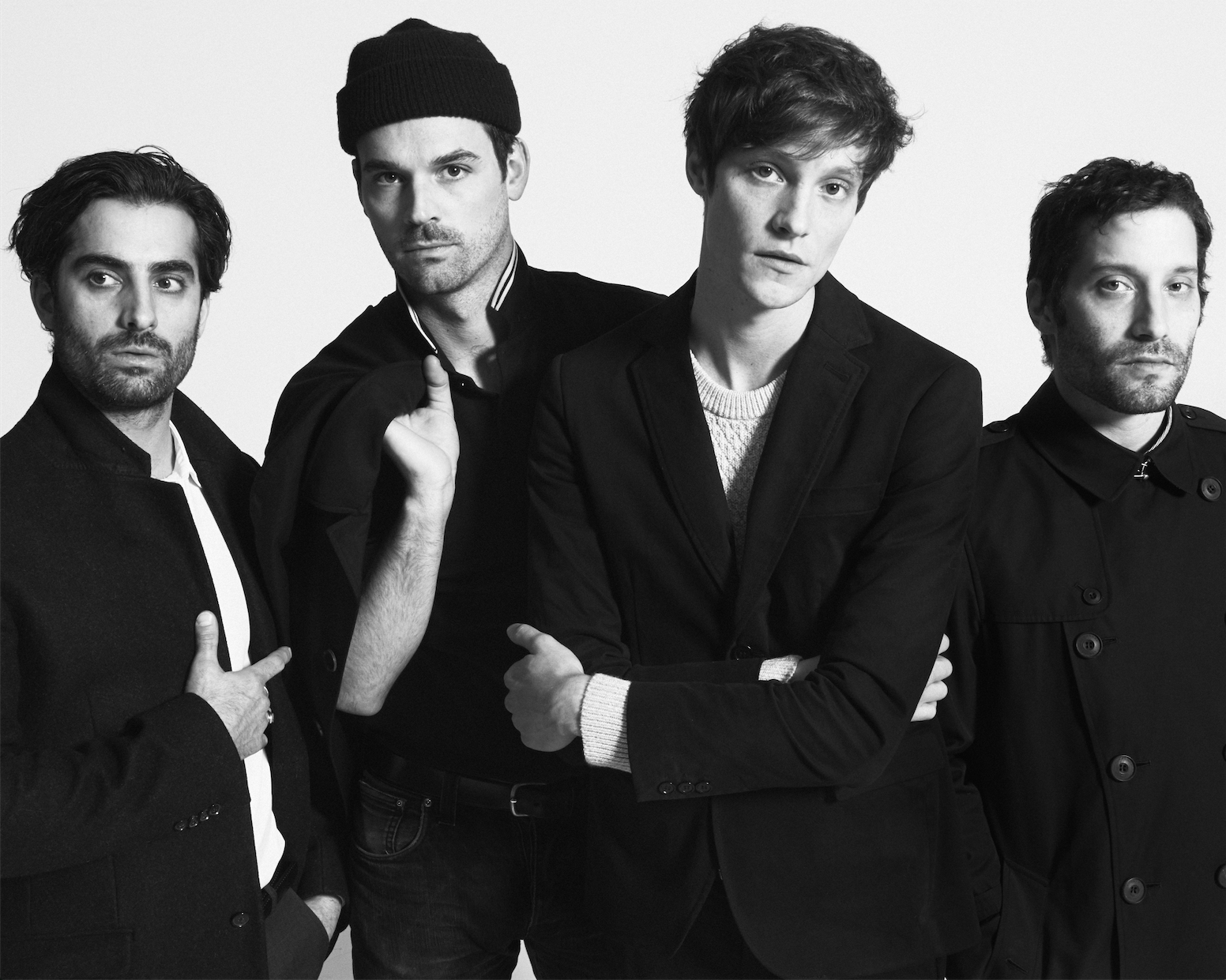 Talking About NYC And 'On Desire'  With Drowners' Matt Hitt