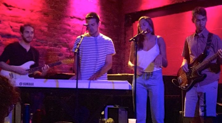 Musician Pair Matteo and Stella Rose Bring Sibling Musicianship to Rockwood Music Hall