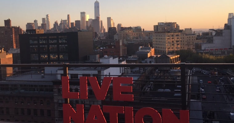 Missing SZA, Bar-Hopping, and Marketing at Live Nation