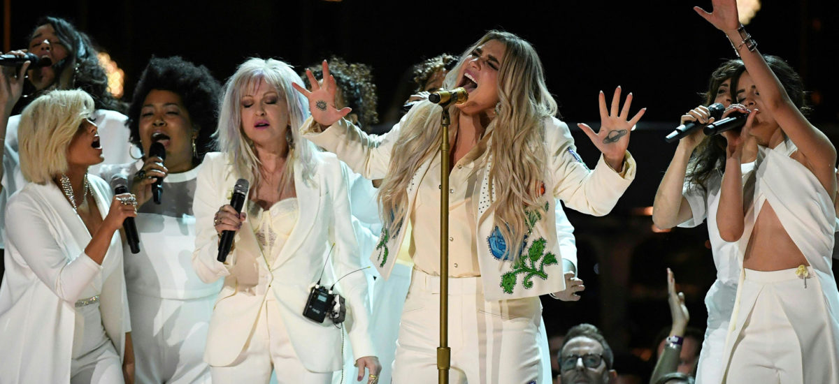 Looking Back: Kesha's Powerful Performance Was Exploited By The Grammys
