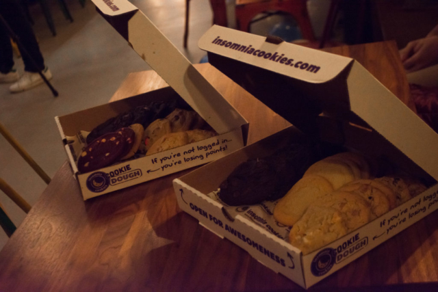 Insomnia Cookies at Lullavie Live Sessions