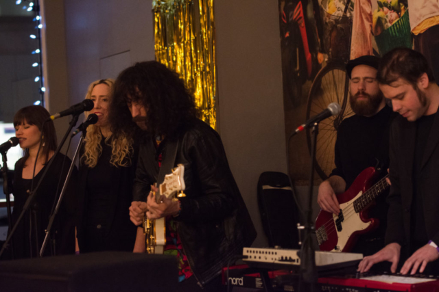 Pink Flamingo Rhythm Revue at Lullavie Live Sessions