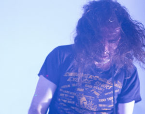 A Place to Bury Strangers at Elsewhere