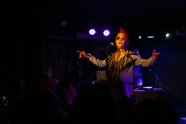 Rina Sawayama at Mercury Lounge