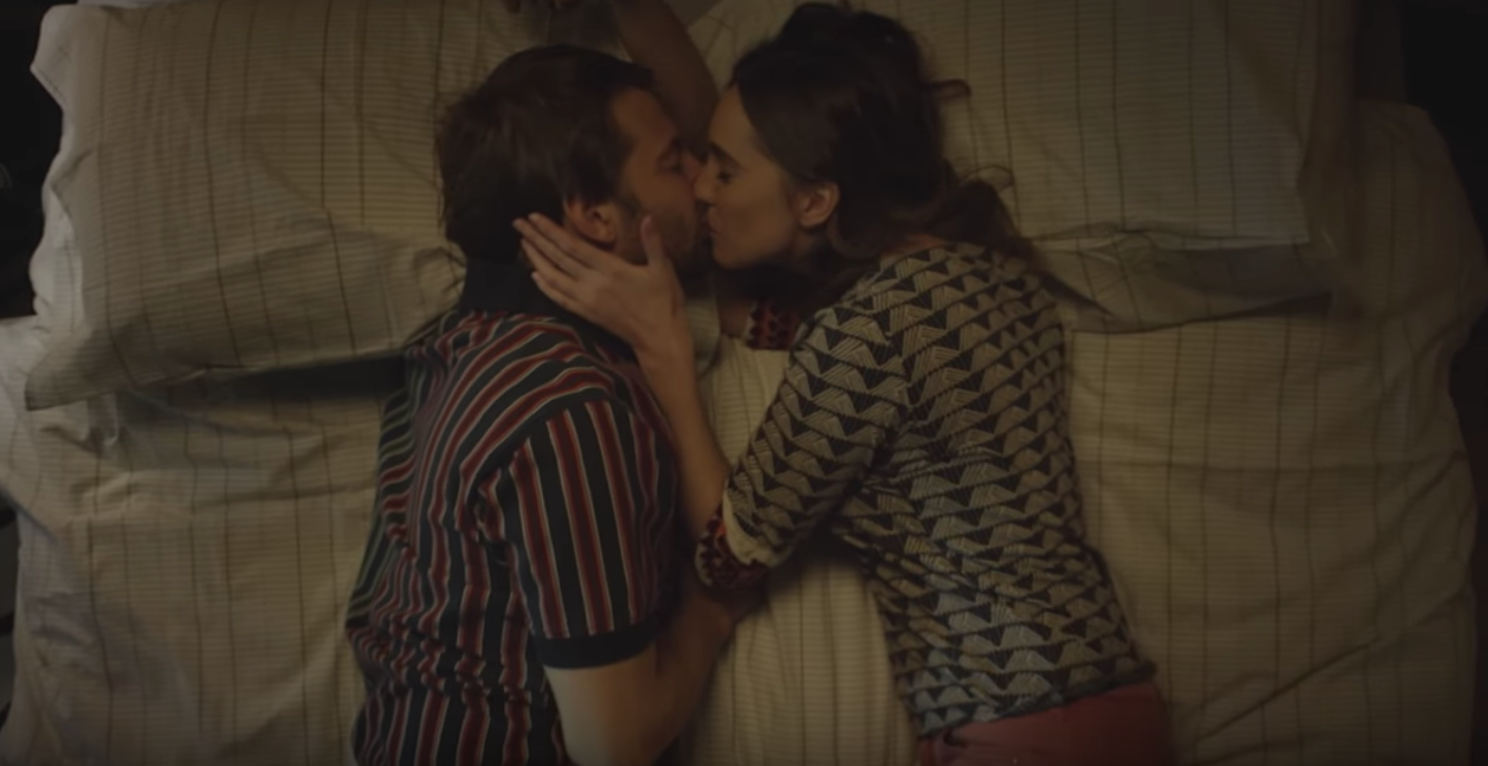 "Watch Intimate Bedroom Moments From B*BOSS' ""If You Leave Me"" Video"
