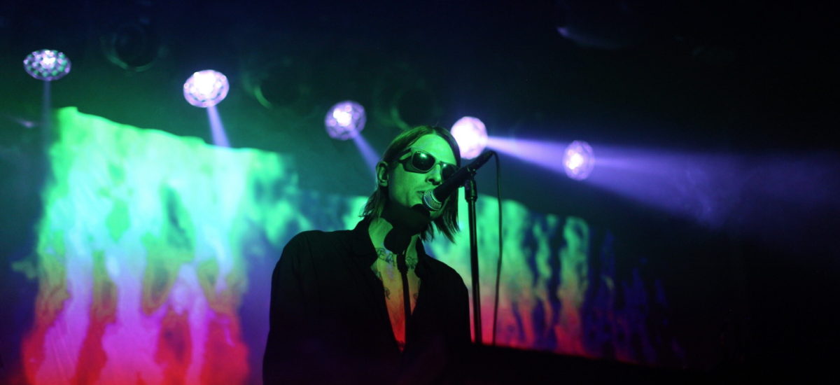 Short Diary + Gallery: Cold Cave & Black Marble at Warsaw