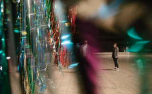 Nick Cave, Let Go at Park Avenue Armory