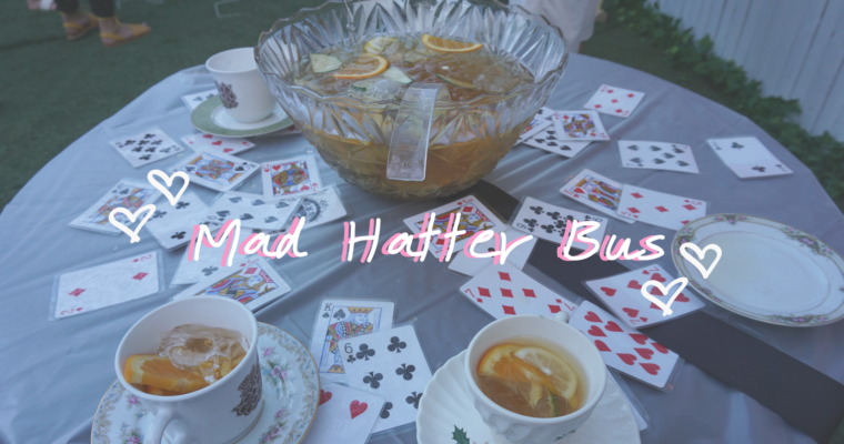 Mad Hatter's Bus Vlog