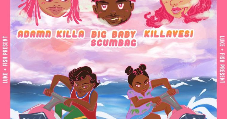 Hip-Hop Heads, You're Invited: Adamn Killa, Big Baby Scumbag, and More at Trans-Pecos