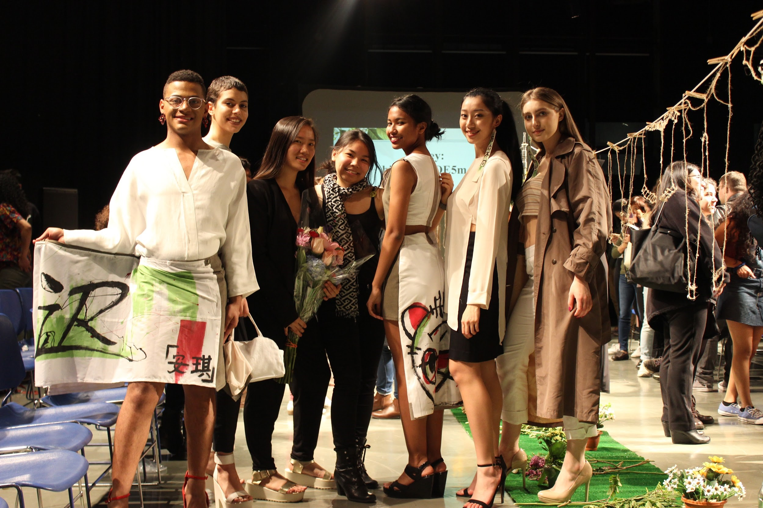 eco fashion expo fashion show