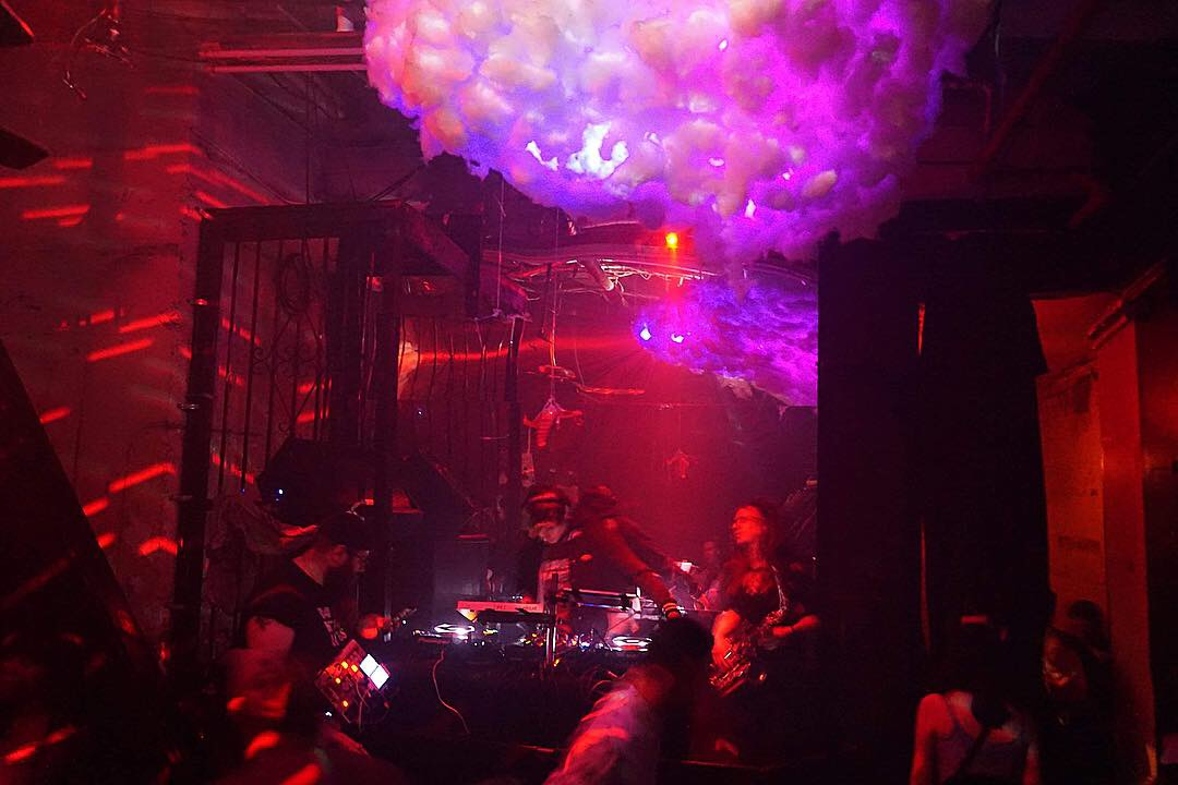 Video: Lullavie's Submergence Party